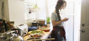 cozinhar para uma pessoa